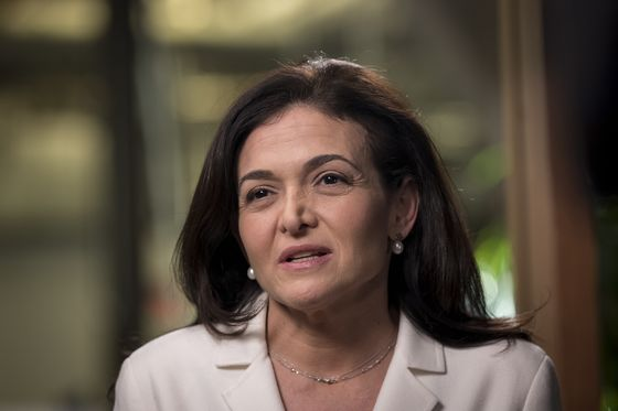 Sandberg Says Facebook 'Has to Get Better' on Hateful Content