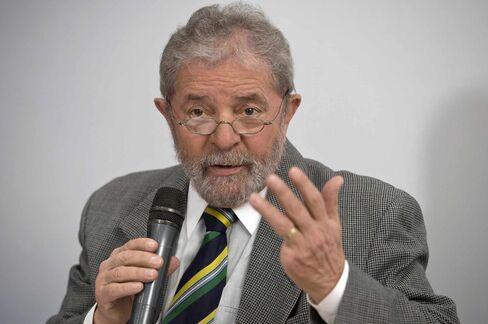 BRAZIL-LULA DA SILVA-PRESSER