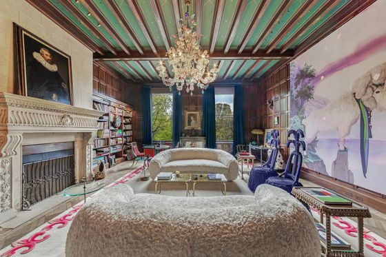 Former Goldman Partner to List Manhattan Mansion at $80 Million
