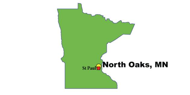 Most Expensive Suburb in Minnesota: North Oaks