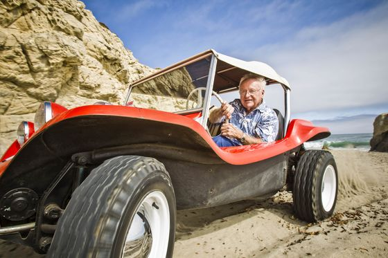 An Oil Scion Is Giving a '60s-Era Dune Buggy a New Lease on Life