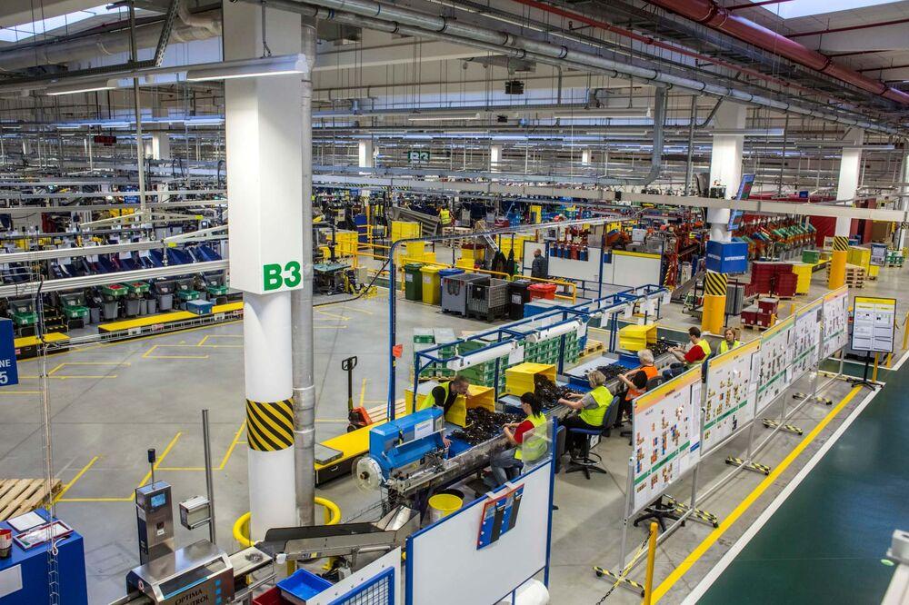 Lego factory photos - Bloomberg