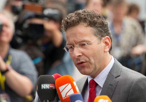 Eurozone Leaders And European Finance Ministers Hold Emergency Greek Summit