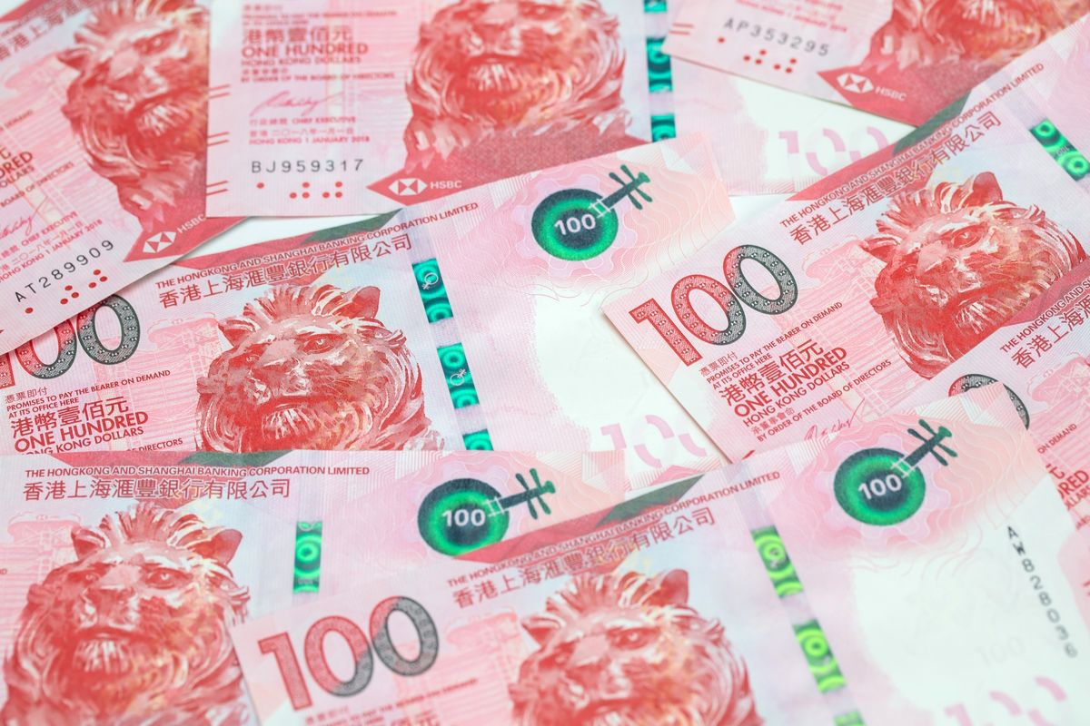 Hong Kong Dollar Bears Are Going Up Against High Interest Rates
