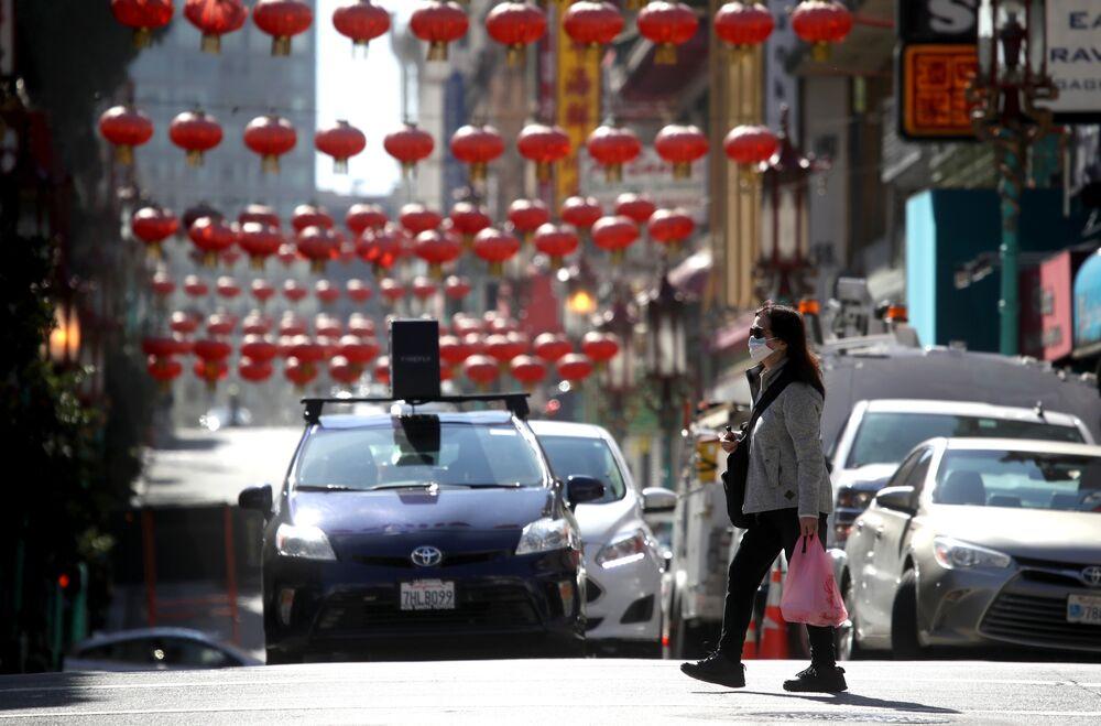 San Francisco Declares State Of Emergency In Case Of Coronavirus Outbreak