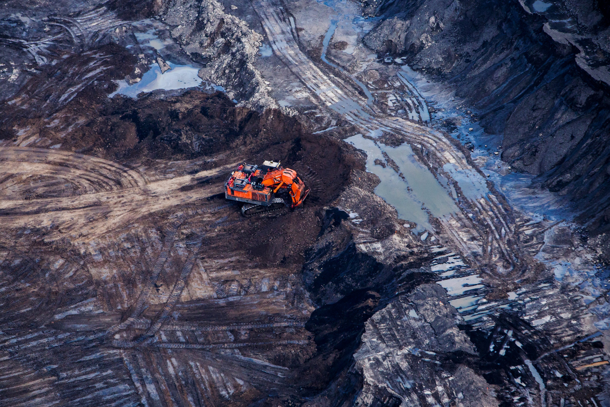 Athabasca Oil Sands As New Technologies Help Make Industry Profitable Again