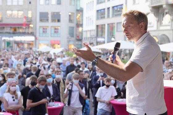 German Budget Hawk Sees Stars Align for Finance Ministry Bid
