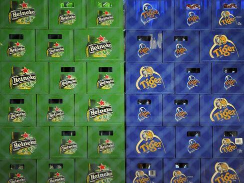 F&N Board Said to Recommend Heineken's S$50 a Share Bid for APB