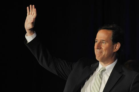 Rick Santorum May Think Dropping Out Will Help Set Him Up for 2016. He's Wrong