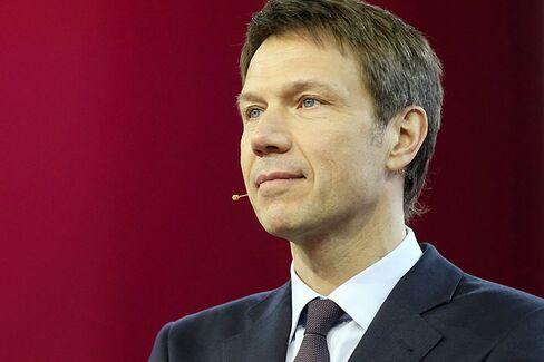 Deutsche Telekom CEO Ren?? Obermann's Industry Outlook for 2014