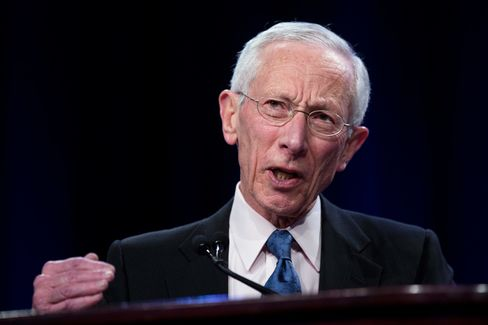 Vice Chairman of the U.S. Federal Reserve, Stanley Fischer.
