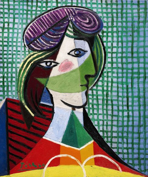 Tete de Femme by Picasso
