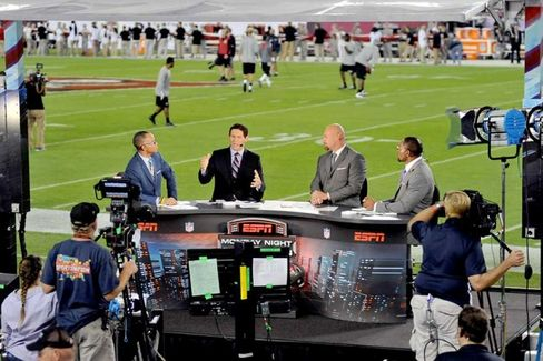 ESPN Pays Four Times the Going Rate to Air NFL Games