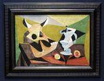 Picasso's 'Nature Morte au Crane de Taureau.