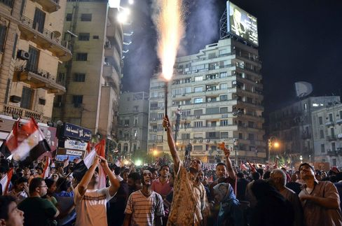 Egyptians Rally as Army Gives Mursi 48 Hours to End Impasse