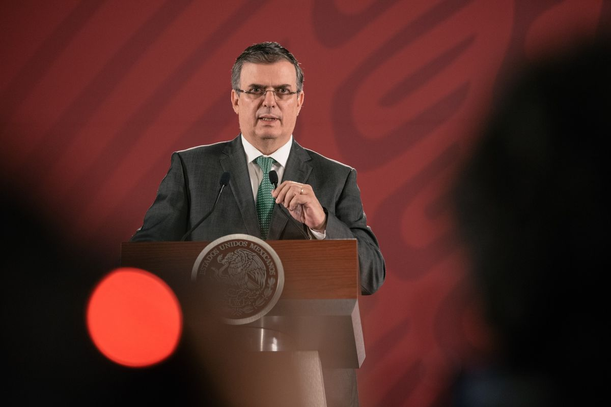 Mexico Says 'Red Lines' Must Be Respected in U.S. Trade Deal