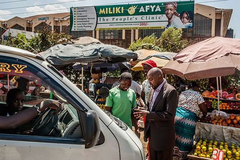 Mureithi founded Miliki Afya, a chain of for-profit health clinics.
