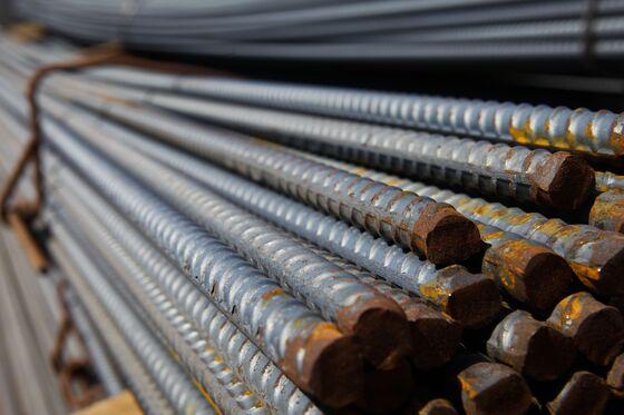 Biden's Rust Belt Revival Plan Risks Luring More Foreign Steel