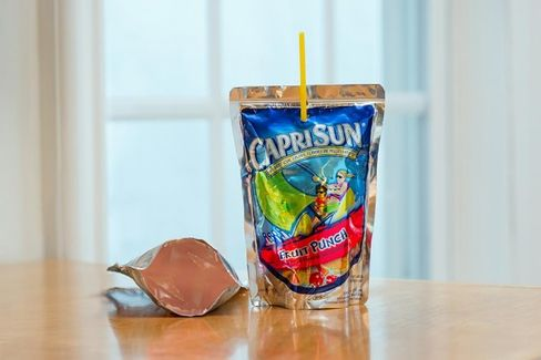 Capri Sun Tackles Mold Problem With a New Pouch and Positive Spin