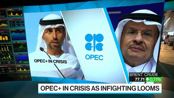 Oil Slumps With Stronger Dollar Cooling OPEC-Fueled Rally