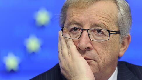 Luxembourg PM Jean-Claude Juncker