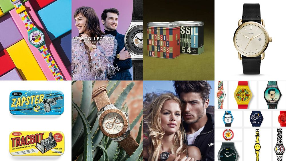 3f036b37141a How Swatch Started a Revolution  History of Fashion Watches - Bloomberg