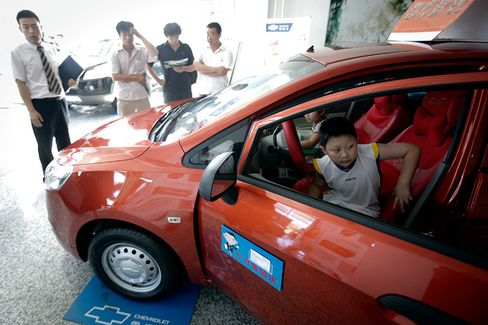 The Surge in China's Auto Sales May Soon Slow