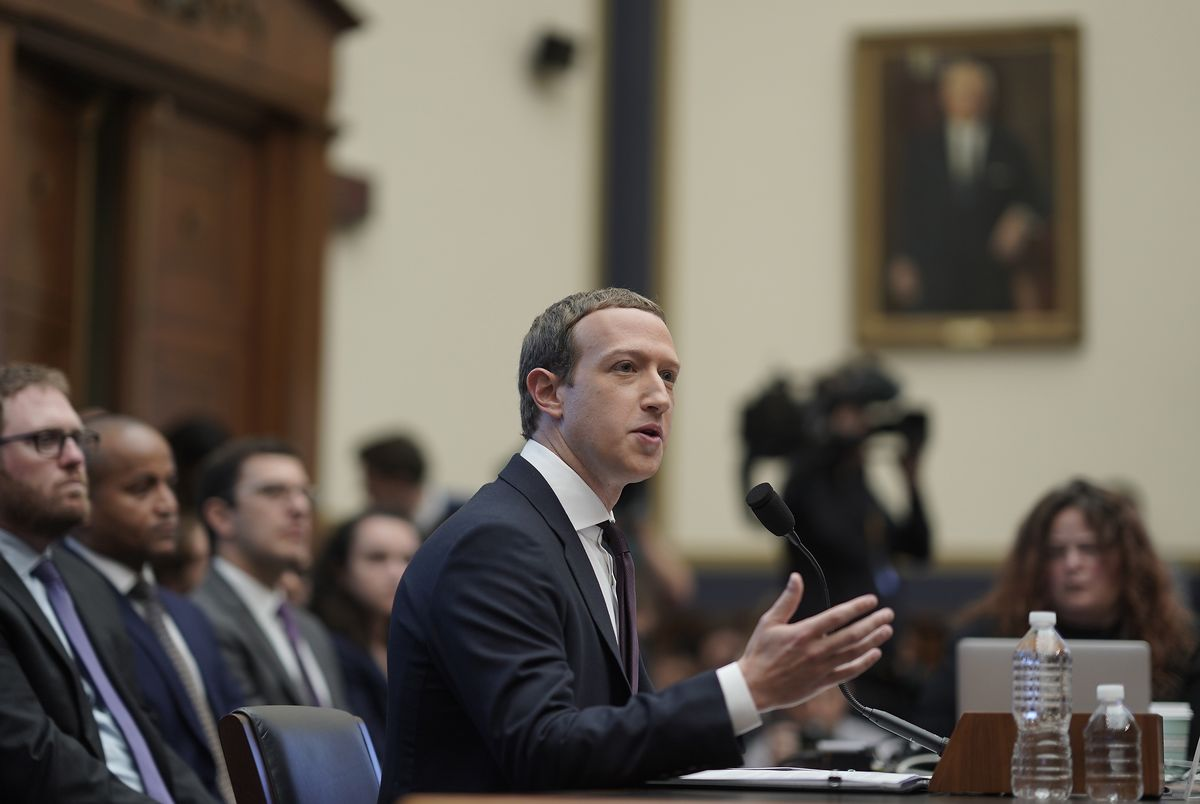 Key Moments From First Two Hours of Mark Zuckerberg's Testimony