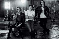 relates to Breitling's Play for Younger Watch Buyers Fronted by Charlize Theron and Adam Driver