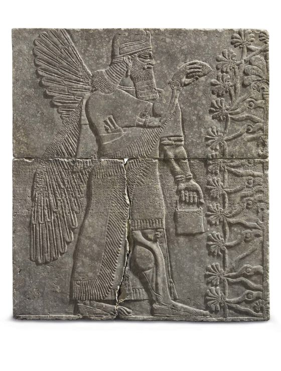 Now on Sale: A $10 Million Assyrian Relief and Other Pieces of History