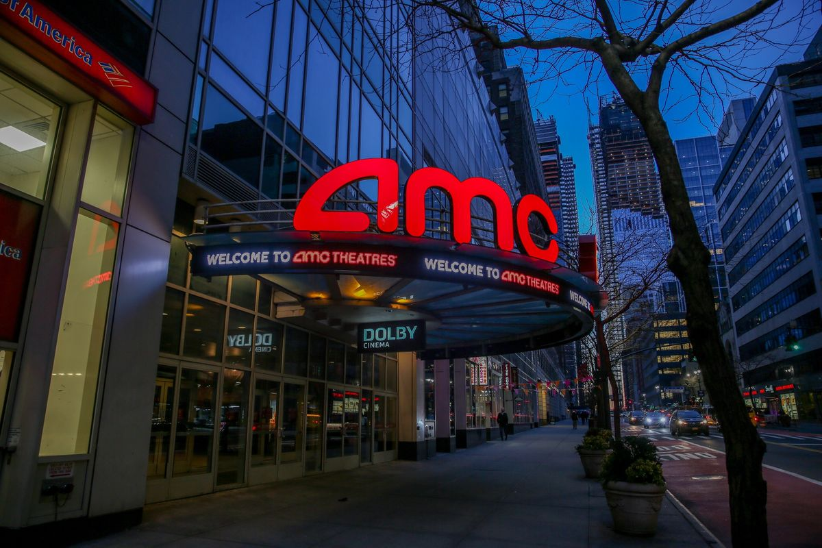 Meme Traders Again Try to Push AMC Entertainment to the Moon