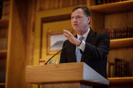 Fed's Evans Favors Aiming for 2.5% Inflation in Bid for 2% Goal