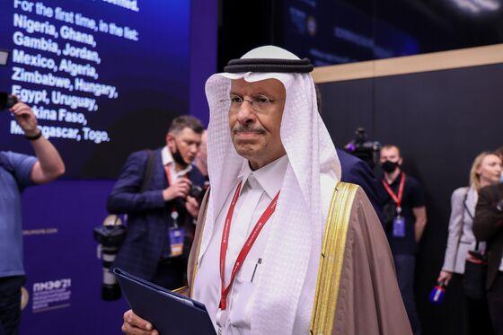 Saudi Arabia Takes Bullish Oil Message Straight to Wall Street