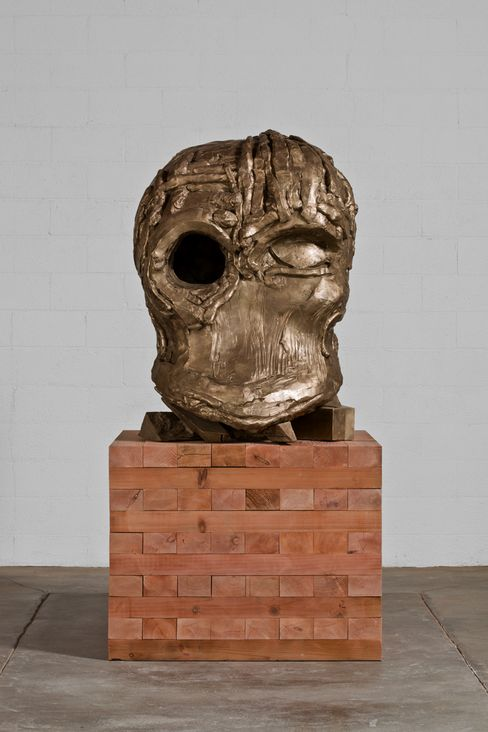 Thomas Houseago Bronze
