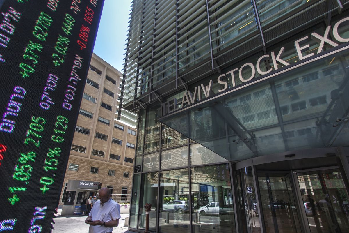 Tel Aviv Bourse's Big Day Dawns as Its Shares Jump on Debut