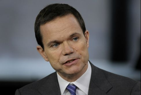 Former Barclays Chief Operating Officer Jerry del Missier