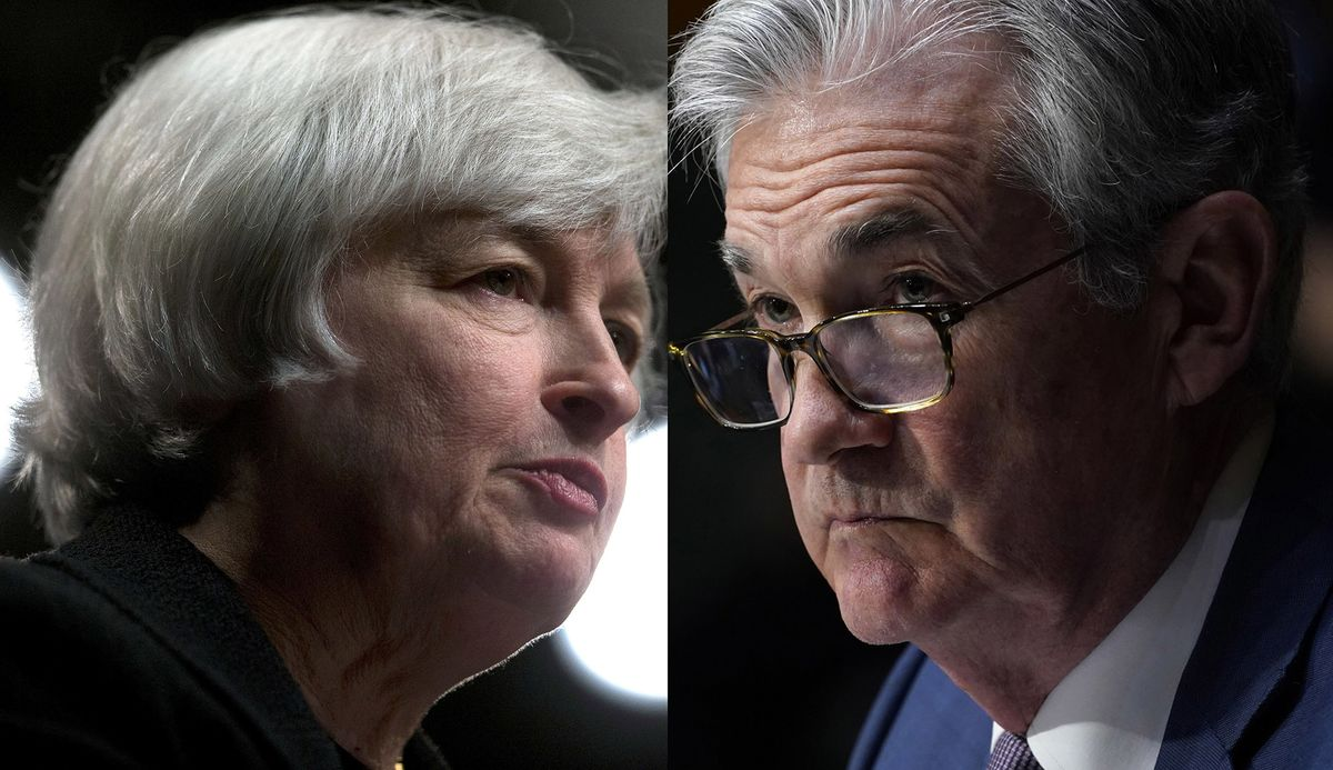 Yellen, Powell Briefed on Housing in Oversight Council Meeting