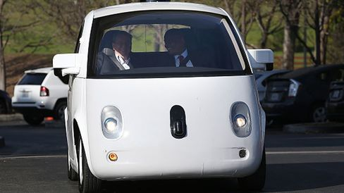 How Driverless Cars Could Disrupt the Auto Industry