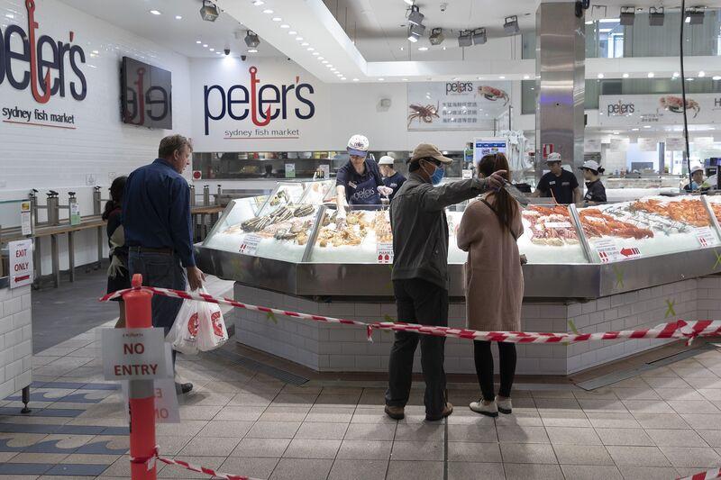 Sydney Fish Market Prepares For Easter Trading During Coronavirus Pandemic