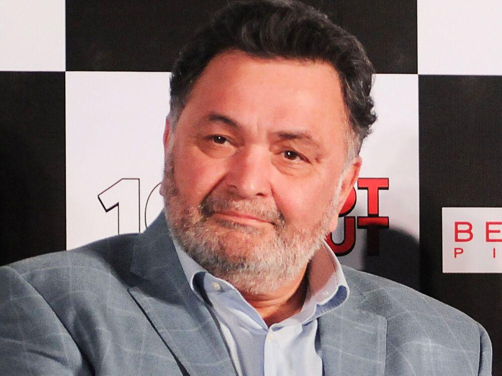 Top Actor And Bollywood Scion Rishi Kapoor Dies of Leukemia ...