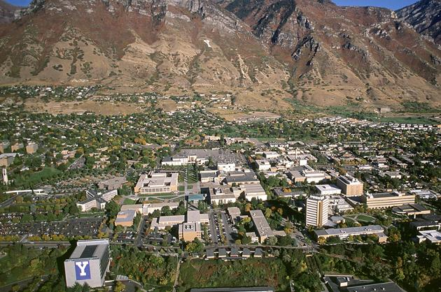 35. Brigham Young University