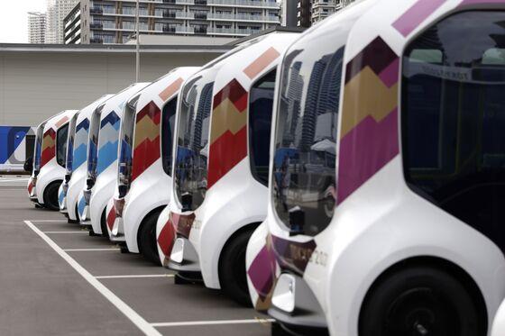 Japan Steps Up Self-Driving to Revive Rural Areas, Help Elderly