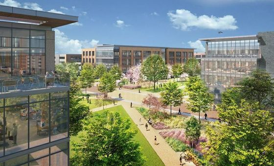 Walmart Seeks Silicon Valley Vibe for New Arkansas Headquarters