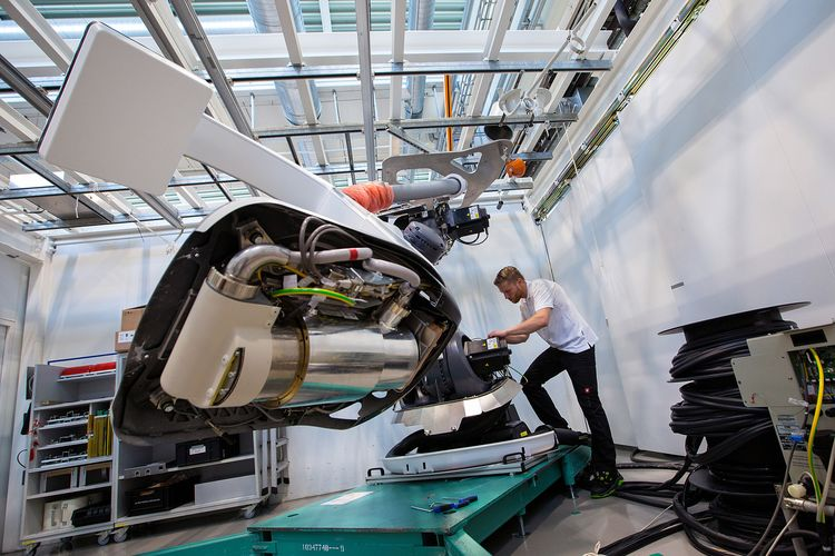 Inside Siemens AG Healthineers Factory As Health-care Division Carve Out Advances