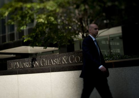 JP Morgan Chase & Co. New York Headquarters