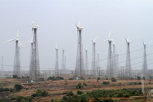 Suzlon Plans First Global Wind Bond Since 2011