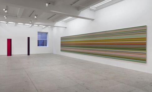 """Richter's """"930-7 Strip"""" 2015."""