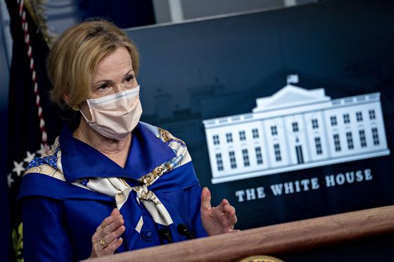 Birx Says States Mandating Masks Can Change the Course of the Pandemic