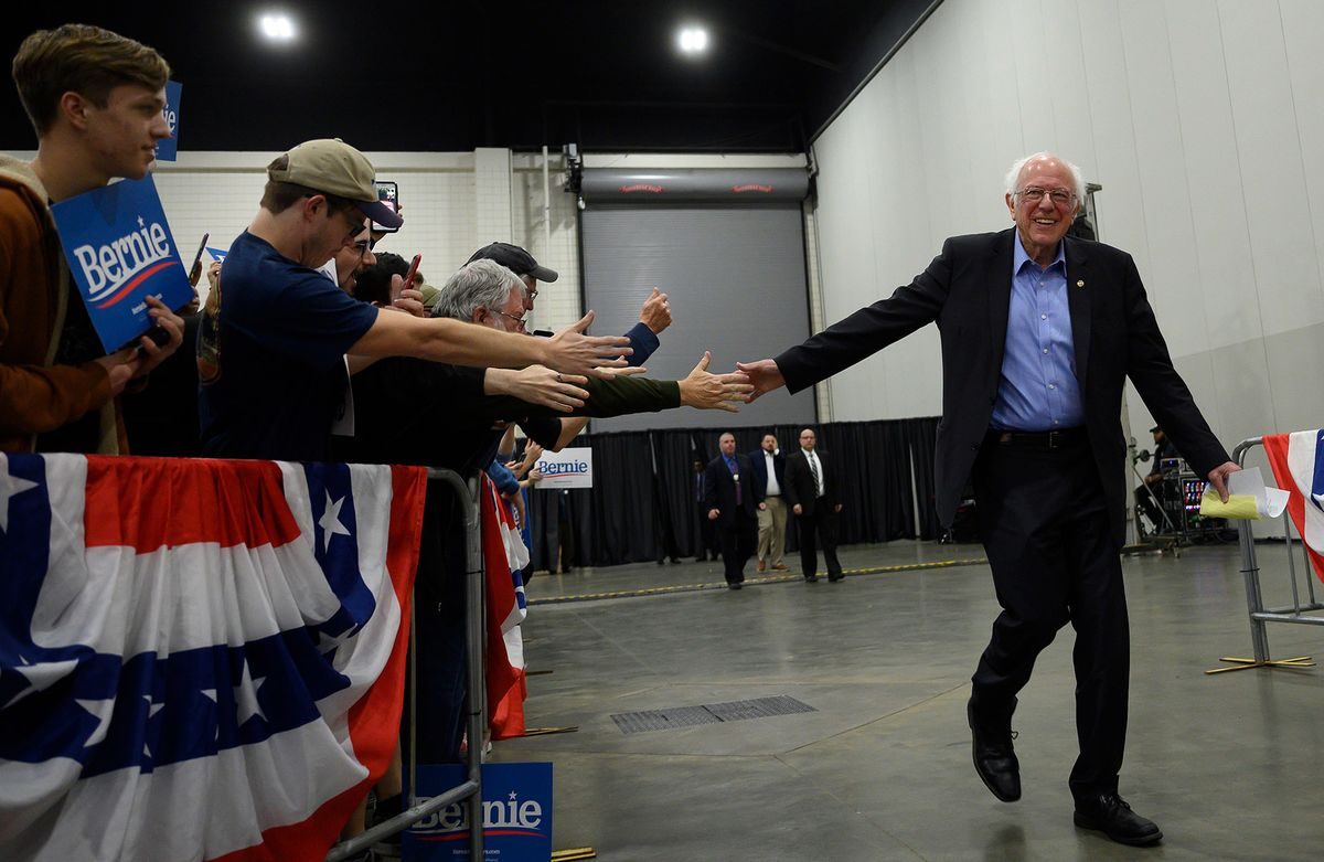 Bernie Sanders's New Coalition Put to Test in South Carolina