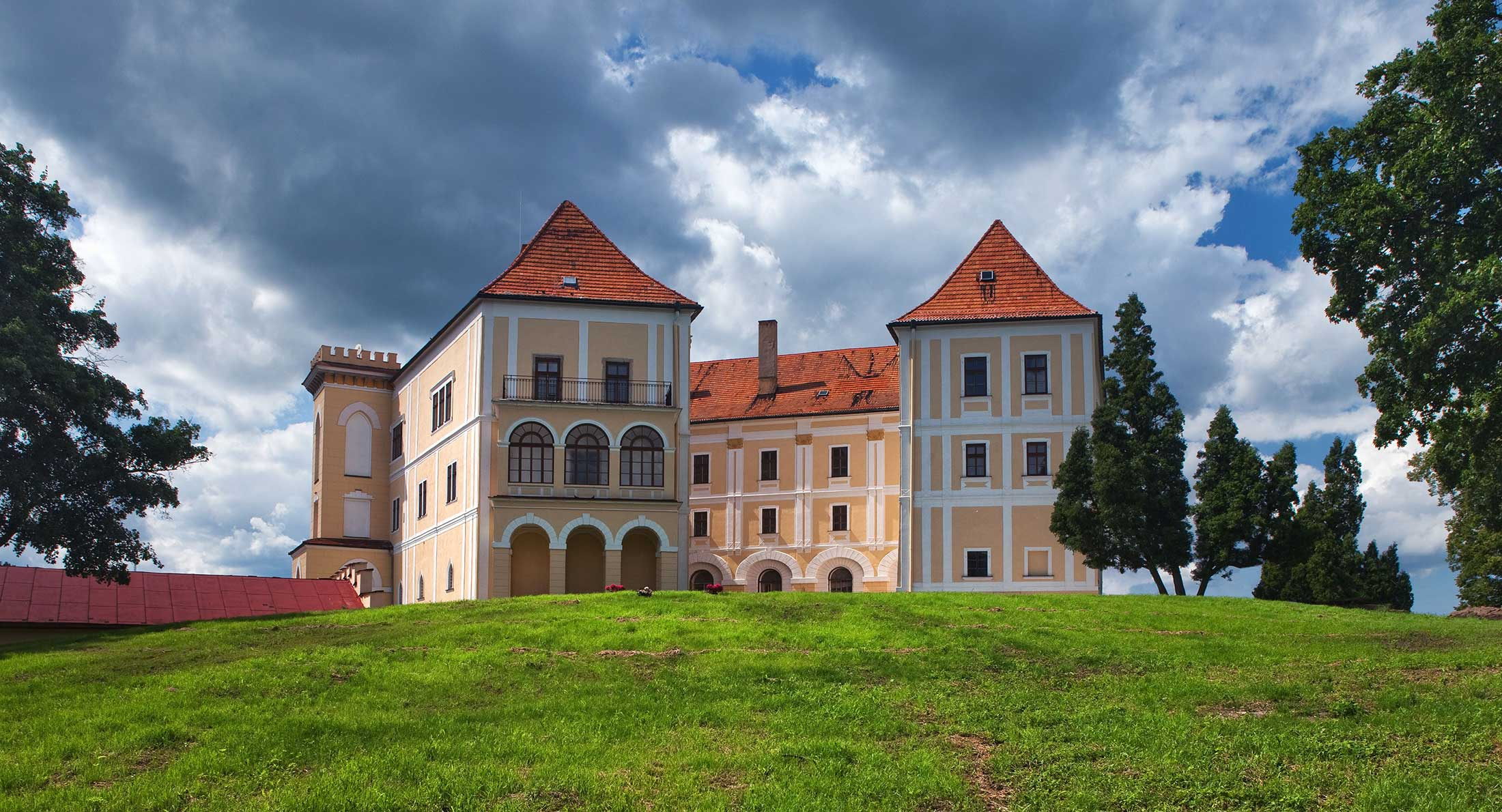 you can buy a czech castle for 13 000 bloomberg